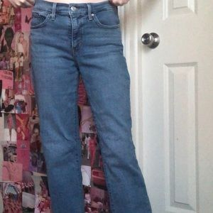 314 Low waisted Levis